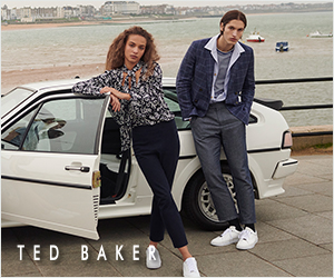 Ted Baker promotion happymail